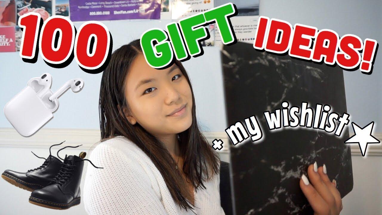 Christmas Wish List Ideas.100 Christmas Gift Ideas Wishlist 2018