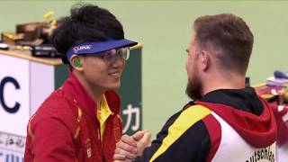 Golden Target 2019 - Junmin LIN (CHN) - 25m Rapid Fire Pistol Men