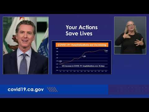 California COVID-19 Update: July 20, 2020