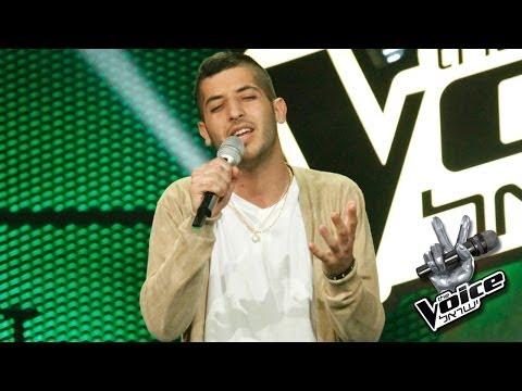 ישראל 3 The Voice - בן אדרי - ארים ראשי