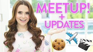 MEETUP ANNOUNCEMENT! + FUN UPDATES