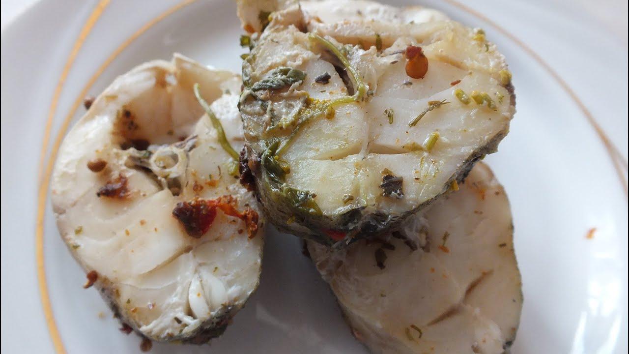 Минтай на пару в мультиварке диета по Дюкану Атака рецепт рыба на ...