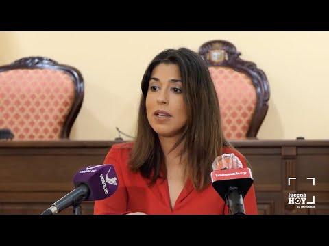 VÍDEO: Teresa Alonso presenta la convocatoria de ayudas a PYMES dotada con 300.000€. Todos los requisitos aquí
