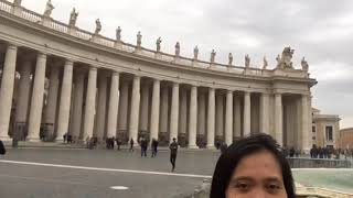 St Peter Vatican Rome Italy