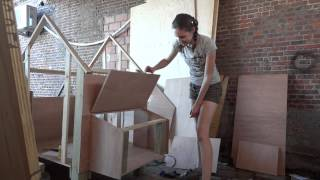 How To Build A Chicken Coop / House