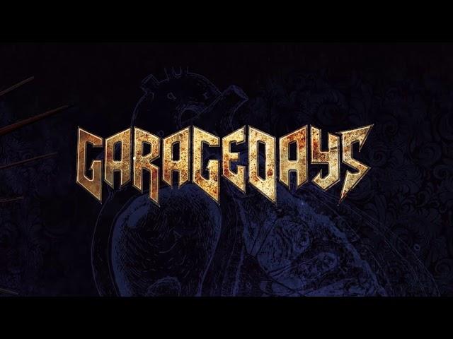 GARAGEDAYS - Something Black Album Trailer