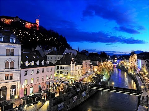 Check this amazing timelapse of Ljubljana city Slovenia