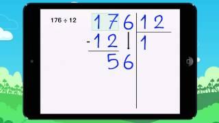 Vidéo 1 Leçon Apprends à poser une division à deux chiffres