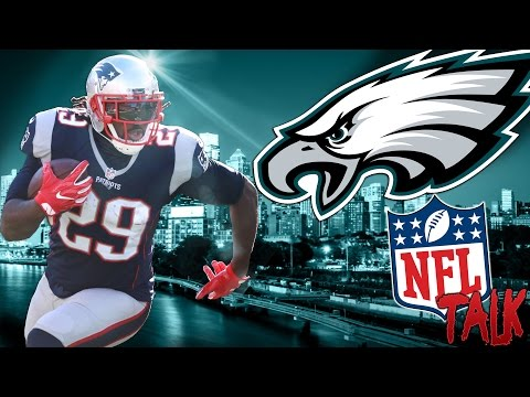 Philadelphia Eagles Sign RB LeGarrette Blount! | Will Blount Help the Eagles Offense? | NFL Q&A