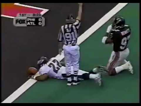 Eagles vs. Falcons Highlights | Week 1 | NFL 1998 Week 2 Philadelphia Eagles at Atlanta Fa