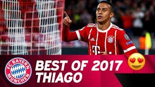 Thiago | Best Goals and Skills 2017