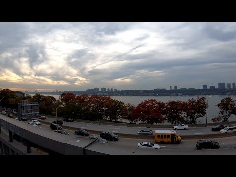 ⁴ᴷ⁶⁰ Walking NYC: Upper West Side To Washington Heights Via Riverside Drive