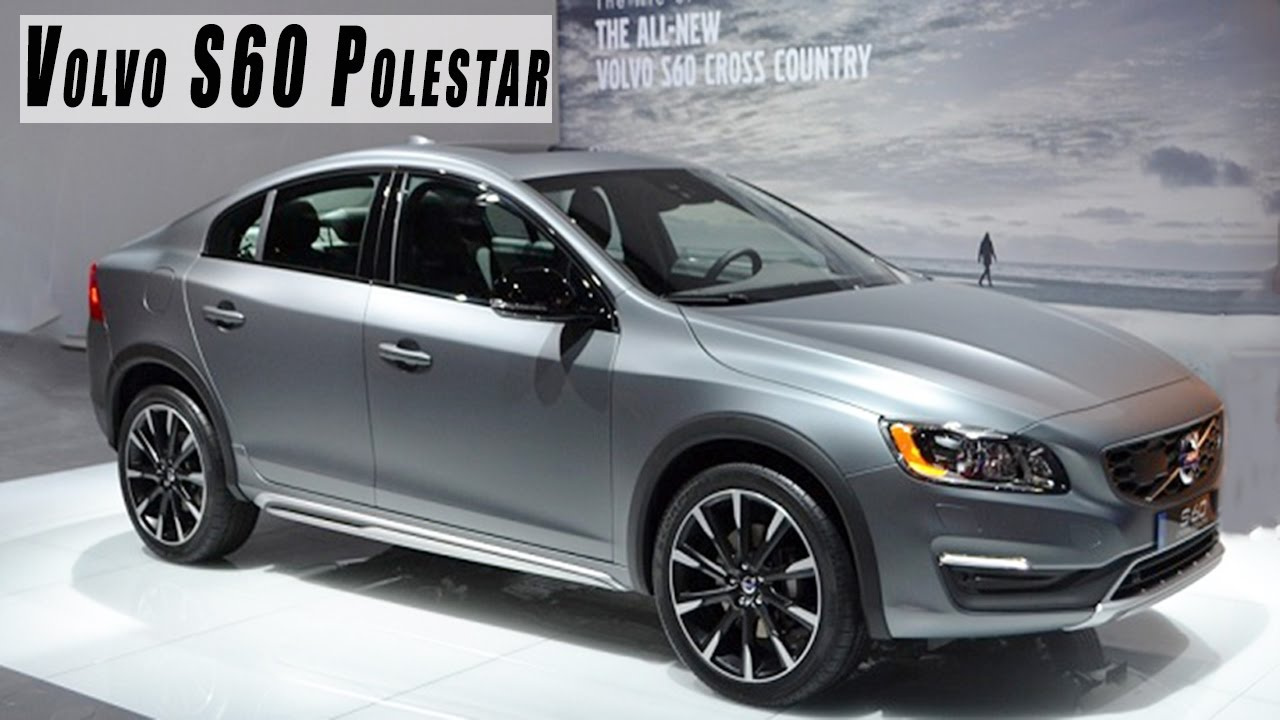 2017 Volvo S60 Polestar Launched In India L Price Specification And Review