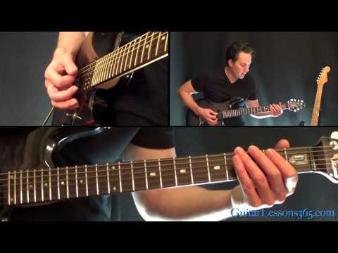 Creeping Death Guitar Lesson - Metallica - Intro