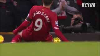 LIVERPOOL vs OLDHAM ATHLETIC 2-0: Official Goals & Highlights FA Cup Third Round(Highlights of Liverpool vs Oldham Athletic 2-0, FA Cup Third Round Proper 2013-14. To find out more about the FA visit: http://thefa.com Follow us on Twitter: ..., 2014-01-06T12:00:21.000Z)