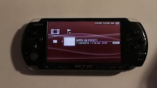 How to Put Videos/Movies on PSP (EASY METHOD)