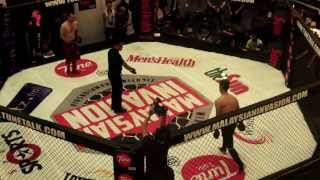 My First Amateur #MMA Fight #MIMMA 2013