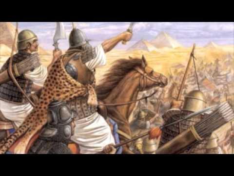 Abbasid and Umayyad Caliphates