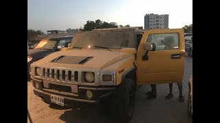 Abandoned and dope cars in Dubai -part 3