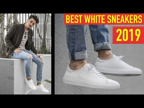 Best White Sneakers for Men 2019 | Must Have White Shoes