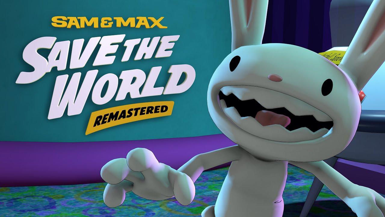 Έρχεται remaster του Sam & Max Save The World στο Nintendo Switch