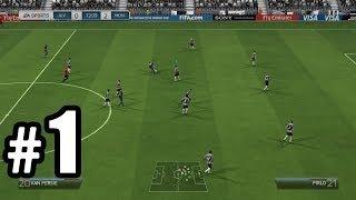 FIFA 14 - Лучшие Голы Недели #1 Thumbnail
