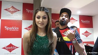 A Day With Urvashi Rautela