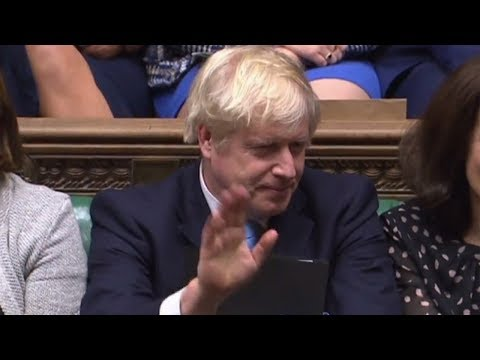 Boris Johnson loses second vote to call early General Election
