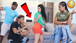 FLIRTING WITH NATESLIFE GIRLFRIEND PRANK GONE CRAZY! *won't believe what happened* ft. Bri Chief