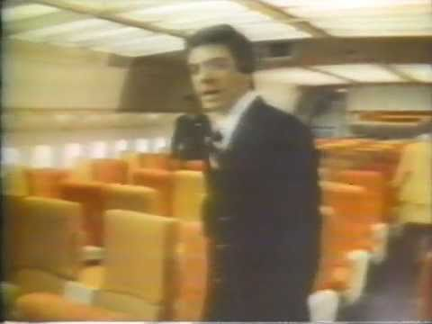 TWA 1976 TV Commercial for the L-1011