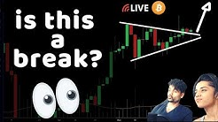 🏮 LIVE Is Bitcoin Going To Pump? 😮 | Chainlink LINK BTC Price Prediction Today | Analysis