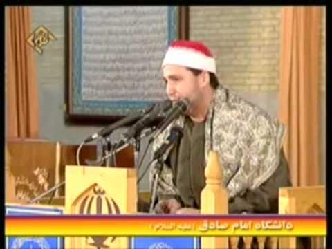 Qari Sheikh Hajjaj Hindawi Surah Dahr Part 2