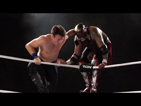 Penta El Zero M vs. Mike Bailey Pro Wrestling World Cup Finals