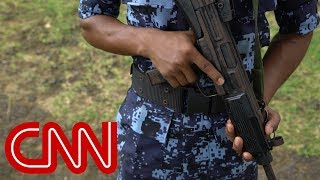 CNN granted rare access to site of alleged genocide