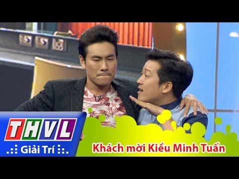 THVL | Hội Quán Tiếu Lâm Mùa 2 - Tập 7: Khách mời Kiều Minh Tuấn
