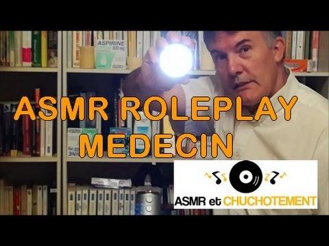 ASMR Roleplay Médecin
