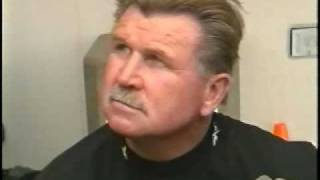 Mike Ditka Post Practice