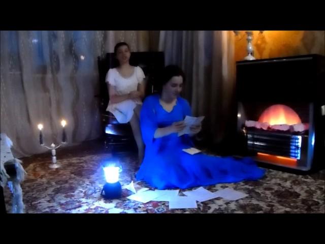 Изображение предпросмотра прочтения – ОминатГоловина читает произведение «Она сидела наполу…» Ф.И.Тютчева