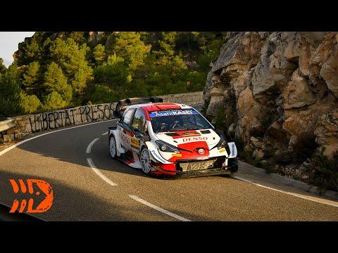 2021 WRC Rally Spain - DAY 3 TEASER