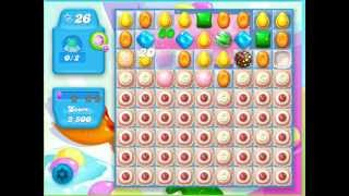 Candy Crush Soda Saga Level 223  Colour bomb + Colour Candy!