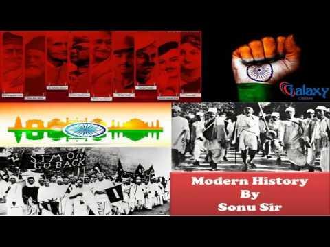 Indian Modern History By Sonu Sir