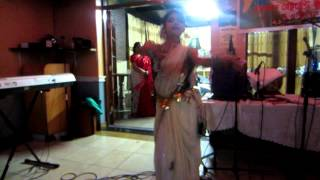 prithibi danceing with dheem tana song by kona