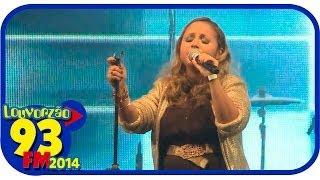 Bruna Karla - LOUVORZÃO 2014 - Acima da Média (Vídeo Oficial)