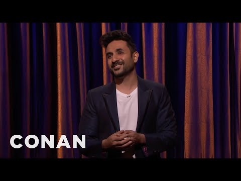 Vir Das: Donald Trump Is America's Arranged Marriage  - CONAN on TBS