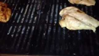 How To Grill Chicken Bonless Skinless Breasts Juicy And Easy Receipe