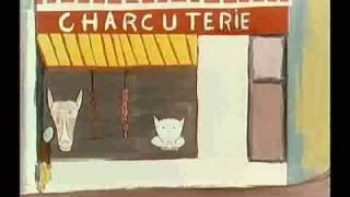 Rene Laloux Les dents du singe(Зубы обезьяны)