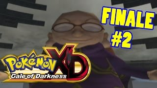 Speedster Plays Pokemon XD: Gale of Darkness FINALE #2- Final Battle of Orre
