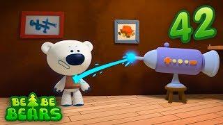 BE BE BEARS | Episode 42 | Lilliputs HD Cartoons for kids | Kedoo ToonsTV