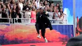 Travis Scott + 2 Chainz LIVE at BET Awards Pre-Show