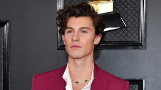 Shawn Mendes Arrives WITHOUT Camila Cabello | GRAMMYs 2020
